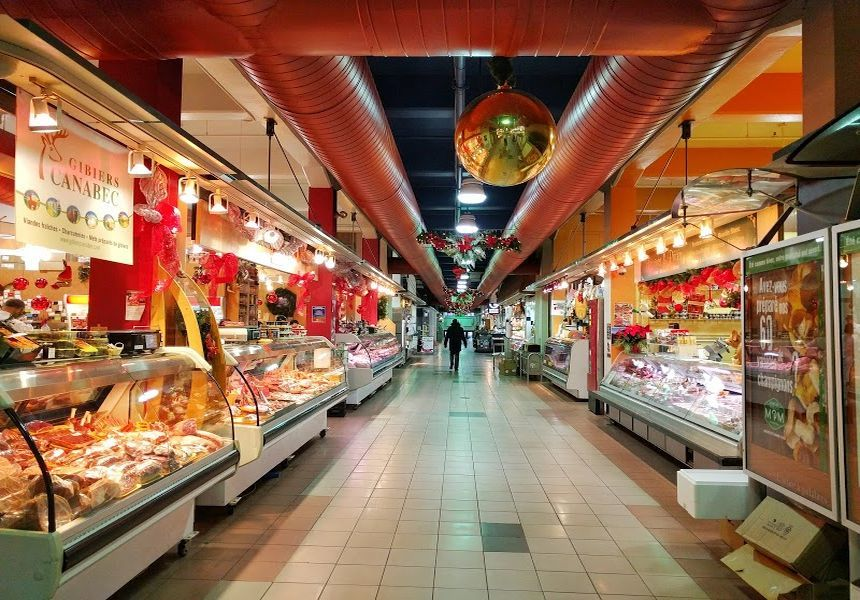 Atwater and Jean-Talon Markets