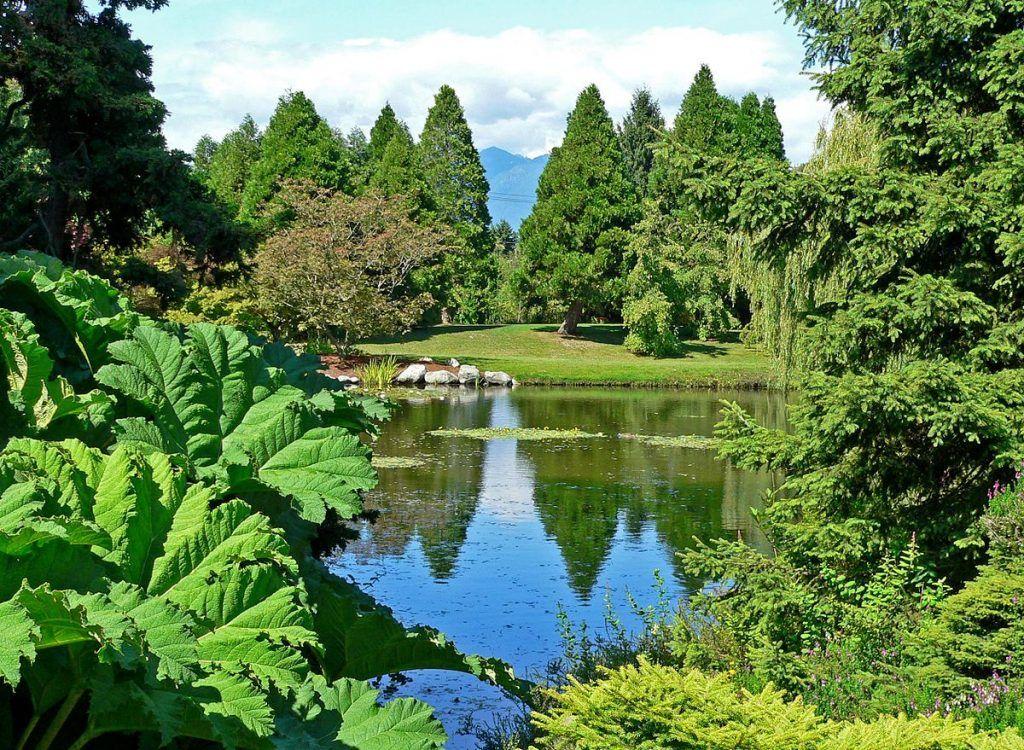 VanDusen Botanical Garden, Vancouver, BC, Canada
