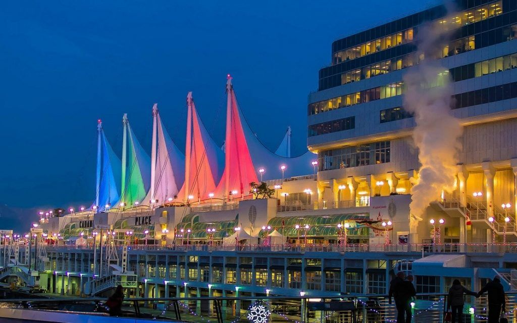 Canada Place Vancouver BC, Canada