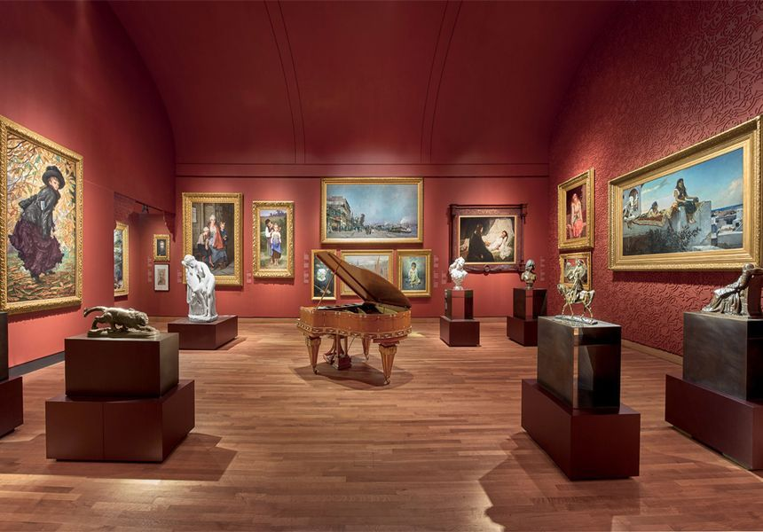 Musee des Beaux-Arts Montreal