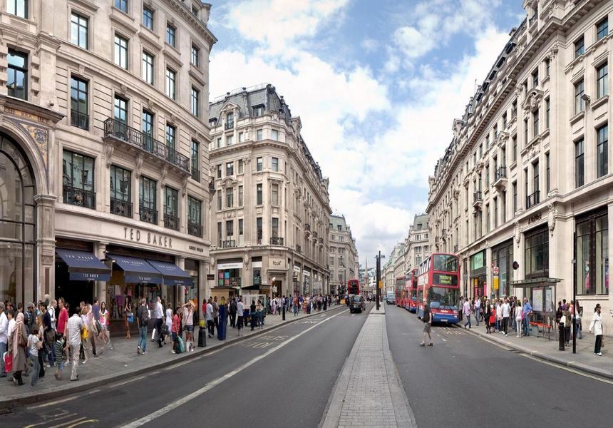 Shopping on Oxford Street and Beyond