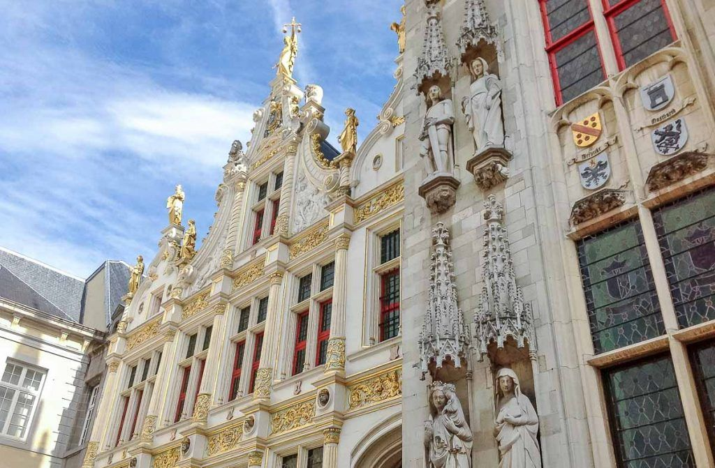 Palace of Liberty, Bruges