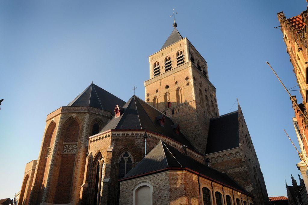Saint Jacob's church - Bruges, Belgium