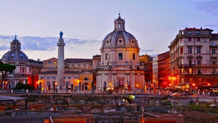 top tourist attractions rome