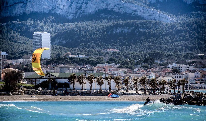 Beaches of Marseille