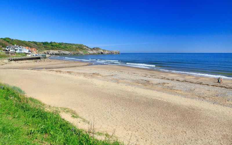 Filey Beach, Yorkshire