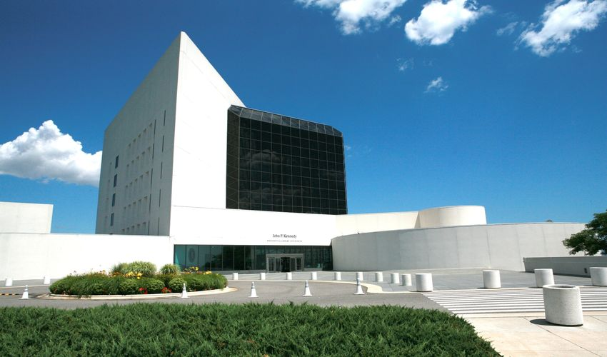 John F Kennedy Presidential Library and Museum