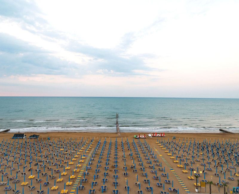 Lido di Venezia - Sand Beaches of Venice