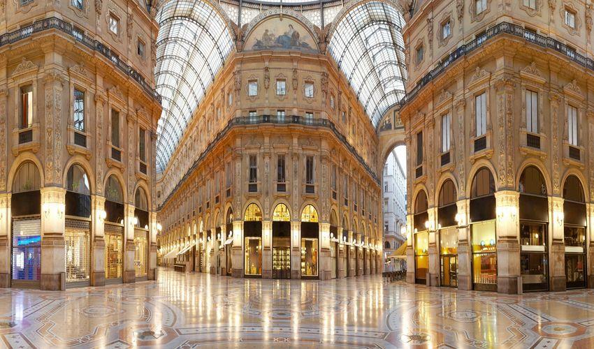 Quadrilatero Della Moda - Milan's Fashion District