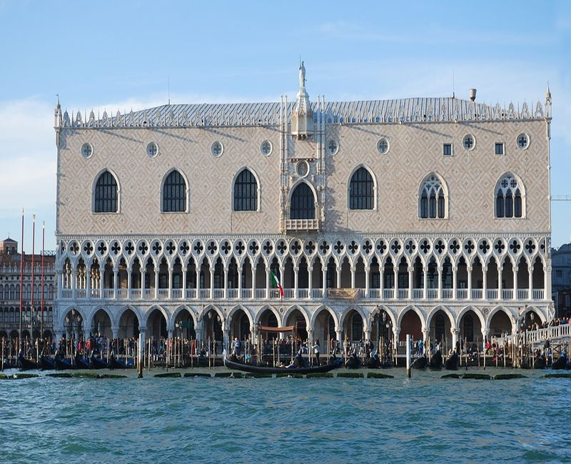 Palazzo Ducale - The Venetian Doge's Palace