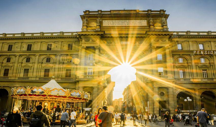 Piazza Della Repubblica - Republic Square