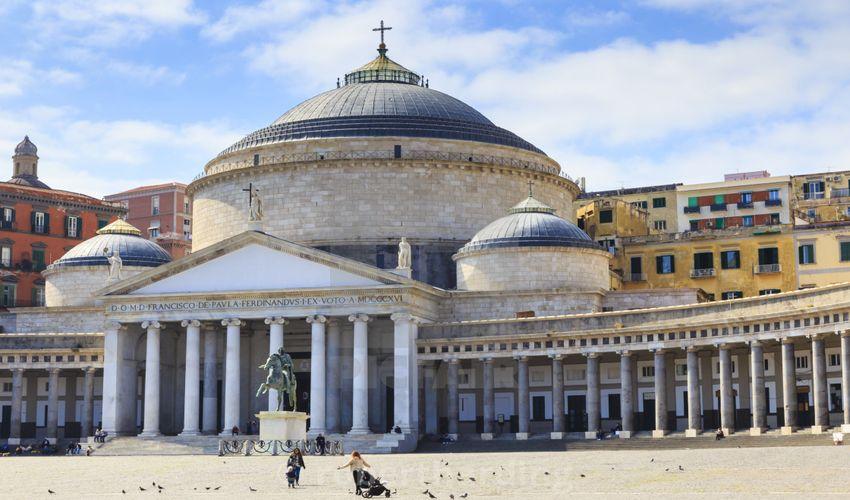 Piazza del Plebiscito - Royal Square