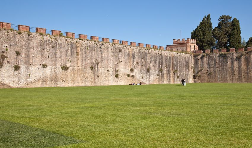 City Wall of Pisa