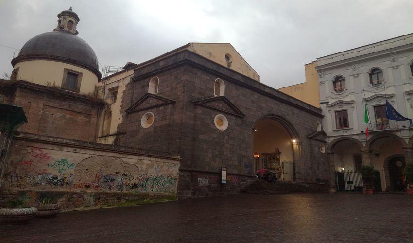 Sant'Anna dei Lombardi - Church of Saint 'Anna of Lombardi