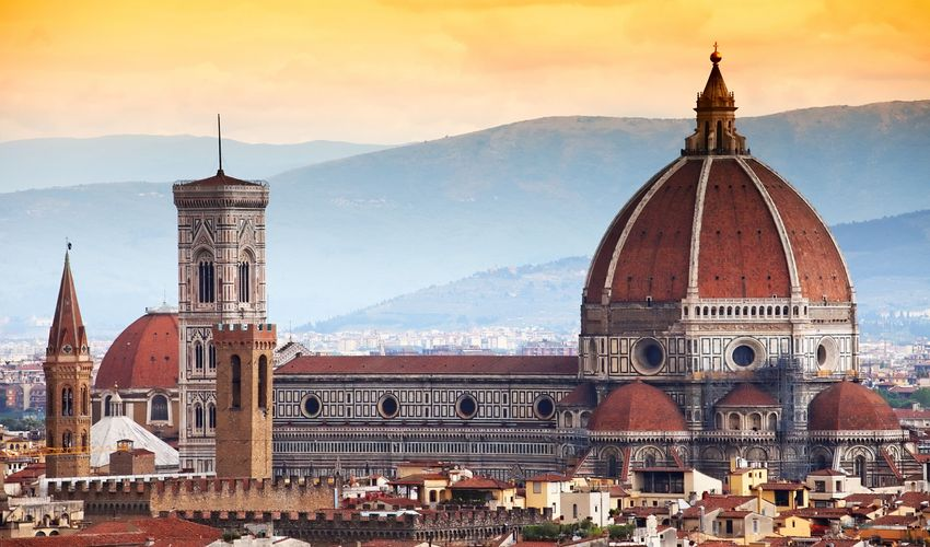 Santa Maria Del Fiore - Gothic Cathedral of Florence