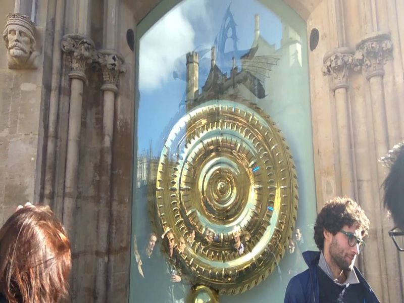 The Corpus Clock