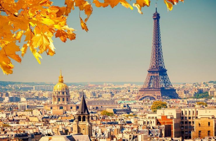 Top Tourist Attractions in Paris, France