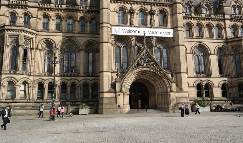 Albert Square - Manchester