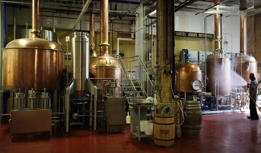 Boston Brewery Tours