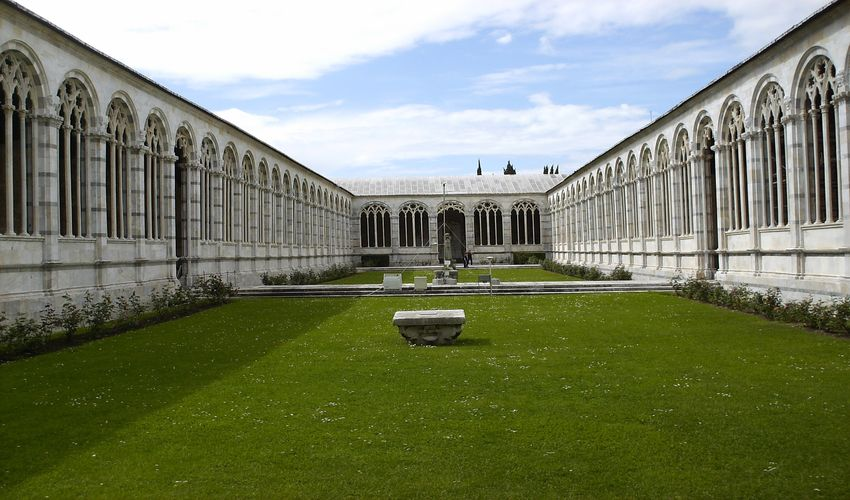 Camposanto - The Monumental Cemetery