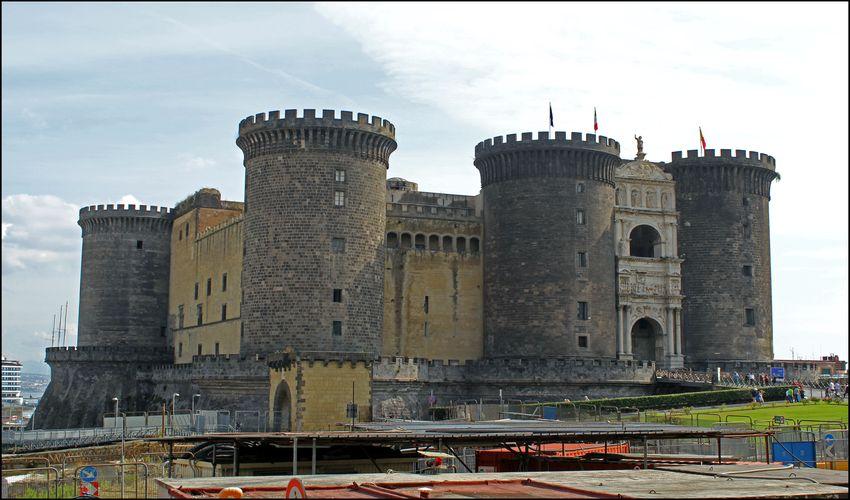 Castel Nuovo - New Castle of Napoli