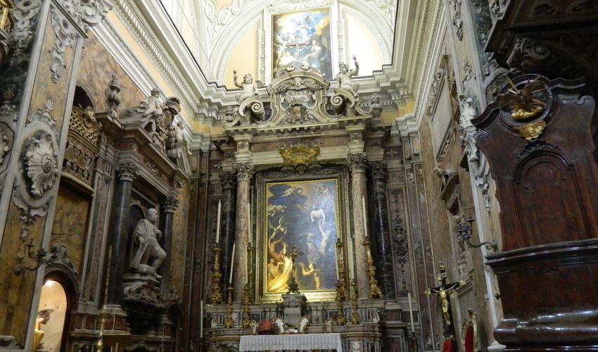 Church of Purgatorio ad Arco