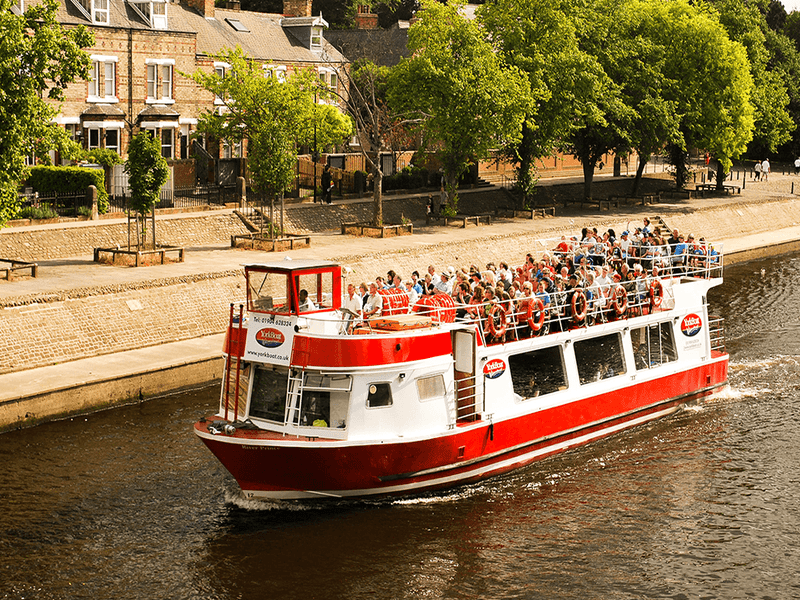 Cruise the Waterways of York