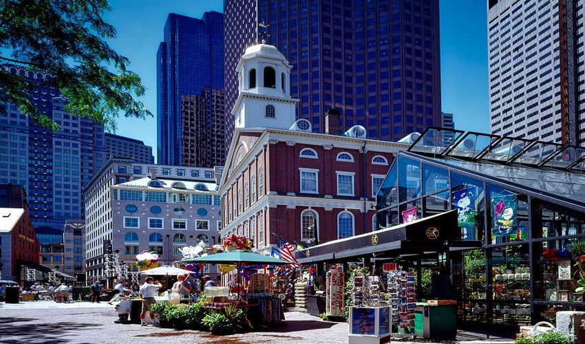 Faneuil Hall And Marketplace