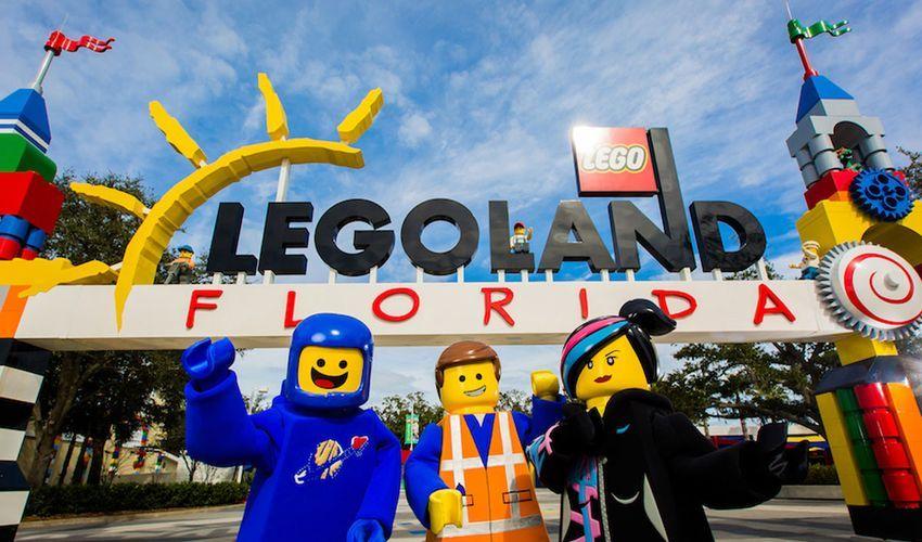 Legoland, Orlando, Florida