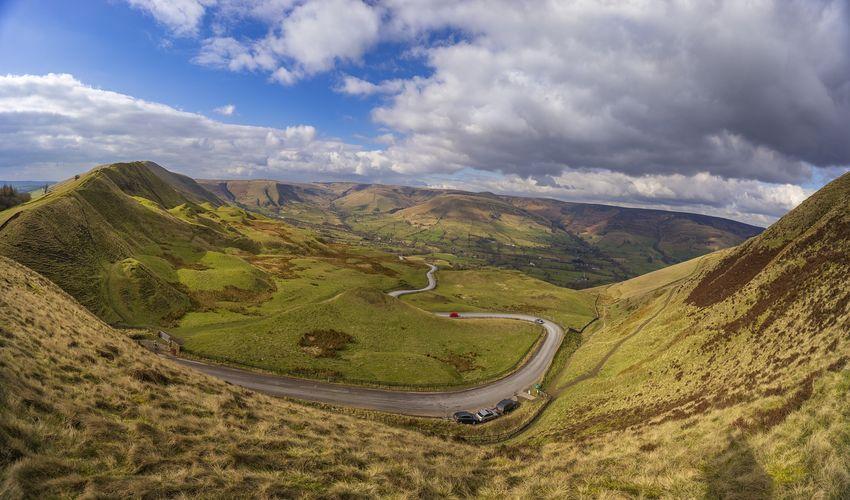 Peak District National Park - Mam Tor