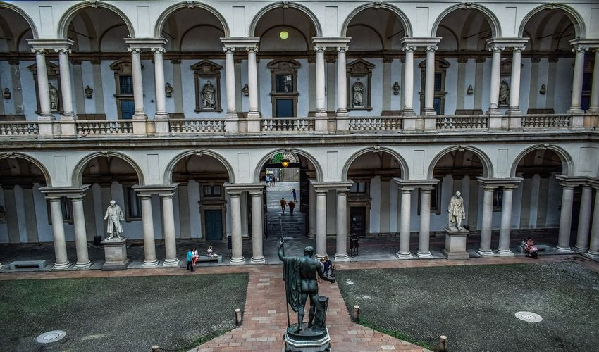 Pinacoteca di Brera - Brera Art Gallery