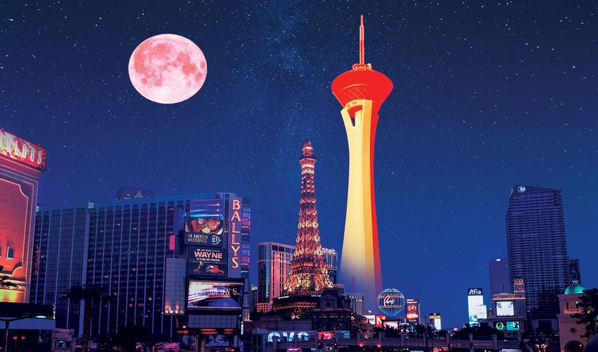 The Stratosphere Hotel, Casino and Skypod