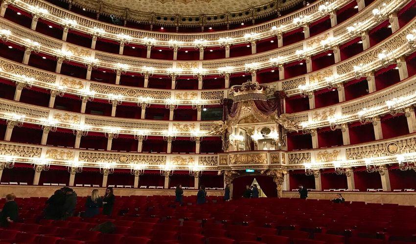 Teatro San Carlo - Opera House of Napoli