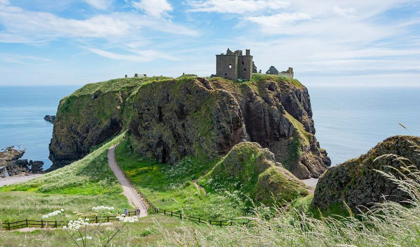 Aberdeen and the Castle Trail