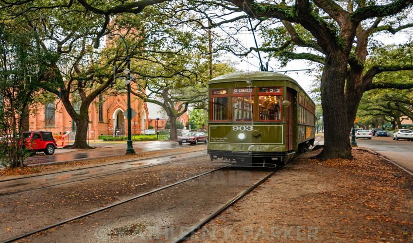 Take A Ride In A Streetcar