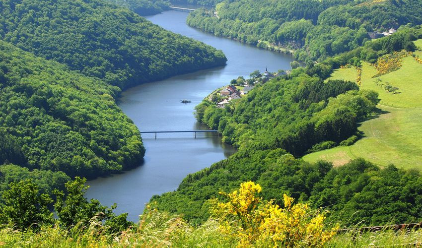 Nature Parks of Luxembourg