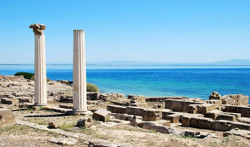 Archeological site of Tharros