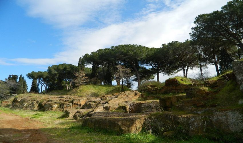 The Etruscan Necropolis