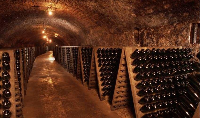 Caves of Saint Martin