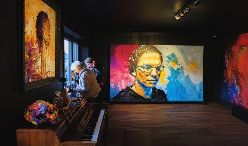 Kamellebuttek Art Gallery