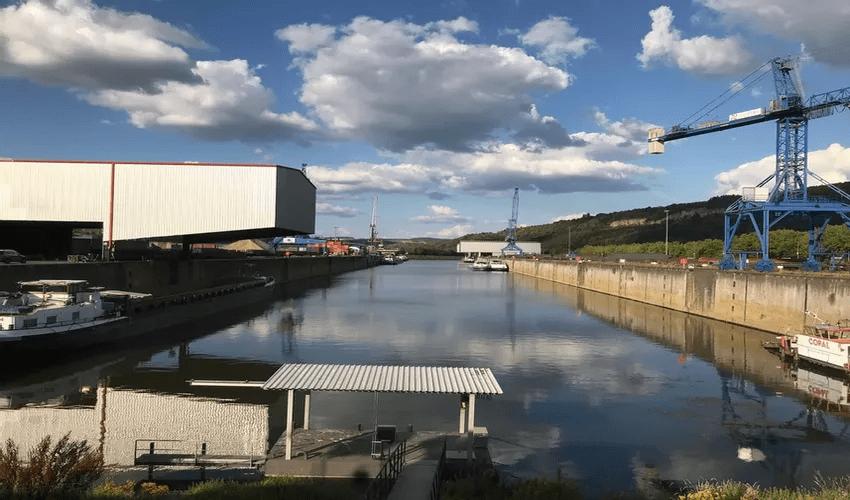 Port de Mertert