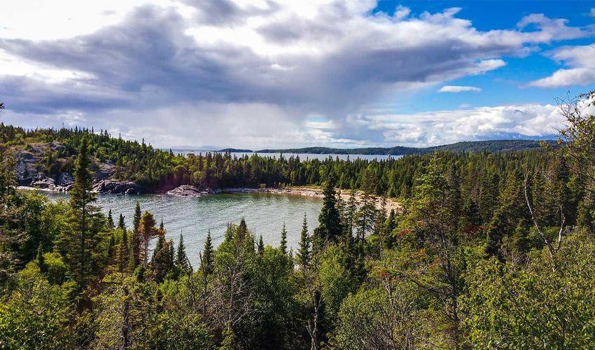 Coastal Hiking Trail
