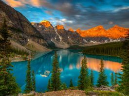 Top 15 Spectacular Lakes in Canada