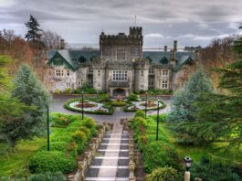 Charming Castles in Canada